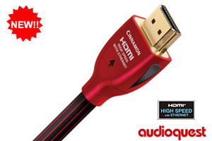 【送料無料】audioquest HDMI Cinnamon 5mオーディオクエスト シナモン 5m映像ケーブル