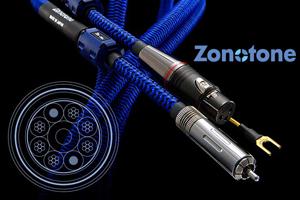 【送料無料】Zonotone7NAC-Neo Grandio 10HiRCAケーブル1mペア