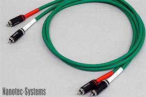 【送料無料】Nanotec Systems#207/F1-RCA1.0インターコネクトケーブル