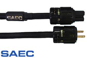 SAEC PL-8000 power cable 3.0 m