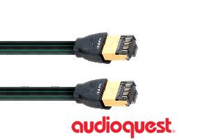 audioquest RJ2 ファッション通販 LAN FOREST セールSALE%OFF 3mオーディオクエスト フォレスト LANケーブル