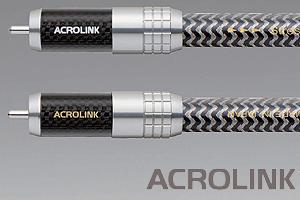 【送料無料】ACROLINK 7N-A2070II  1mアクロリンク アンバランスケーブル