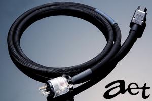 【送料無料】AETSIN AC EVD電源ケーブル1.8m
