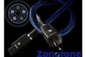 【送料無料】Zonotoneゾノトーン7NPS-Shupreme1電源ケーブル1.8m