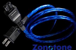 【送料無料】Zonotoneゾノトーン6N2P3.0 Megane電源ケーブル1.5m