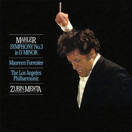【即納可能!!】【マーキュリーLP】 Mahler:SymphonyNo,3AAPC117