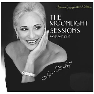 【直筆サイン入り LP180g】LYN STANLEY リン・スタンリーTHE MOONLIGHT SESSIONS VOLUMEAATM3105A