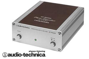 オーディオテクニカ AT-PEQ20フォノイコライザー