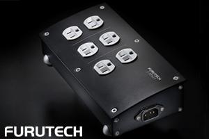 【価格はお問合せ下さい】FURUTECH f-TP6156個口電源タップ