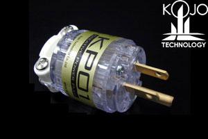 【価格はお問い合わせください】KOJO TECHNOLOGYKP01ハイエンドコンセントプラグ