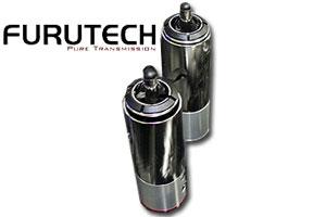 【価格はお問合せ下さい】FURUTECH FT-111(R)フルテックRCAコアキシャルプラグ(4個)