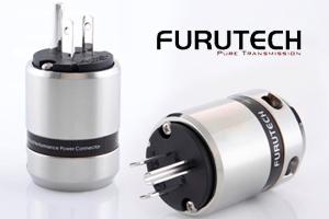 【価格はお問い合わせください】FURUTECHFI-48M(R)電源プラグ