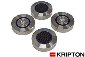 【送料無料】KRIPTONIS-HR3インシュレーター4個セット