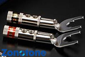 【価格はお問合せください】Zonotone ゾノトーンLUGY-5.5RhYラグセット(4個1組)※ロジウムメッキYラグ商品となります
