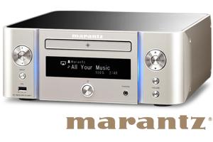 【1台限り】marantz マランツM-CR611ネットワークCDレシーバーシルバー