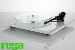 【送料無料】regaPlanar3-White with Elys2 50Hzアナログプレーヤー