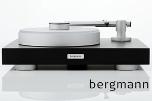 【展示品】bergmann Magneバーグマン アナログプレーヤー