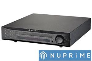 【送料無料】NuPrimeCDP-9USB DAC・プリアンプ内蔵 CDプレーヤー