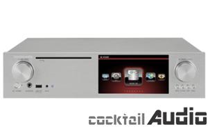 【送料無料】Cocktail AudioCAT-X35オールインワン・マルチメディアプレーヤーカクテルオーディオ