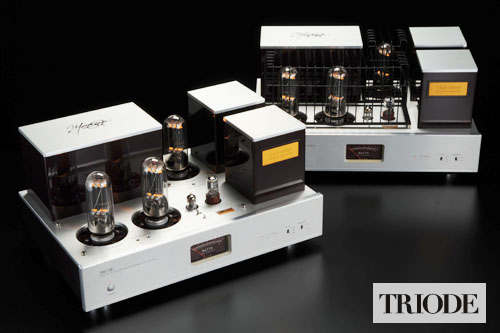 【価格はお問合せください】TRIODE TRX-M845トライオード 真空管式パワーアンプ(ペア)