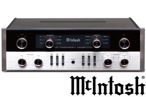 【送料無料】mcIntoshC22プリアンプ