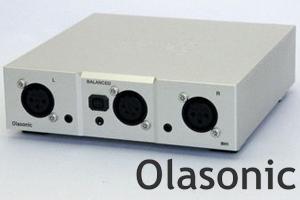 【価格はお問合せください】OlasonicNA-BH1バランス型ヘッドフォンアダプター
