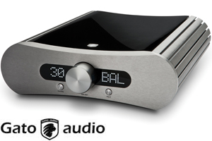 【展示品】Gato AudioDIA-250 Blackプリメインアンプ
