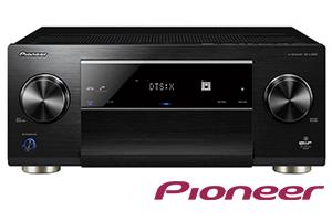【送料無料】PioneerパイオニアSC-LX801(B)AVレシーバー9chダイレクト エナジーHDアンプ搭載