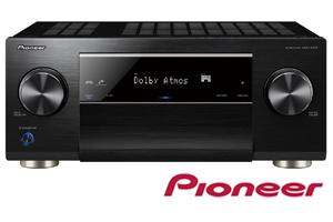 【送料無料】PioneerパイオニアVSX-LX503(B)AVレシーバー