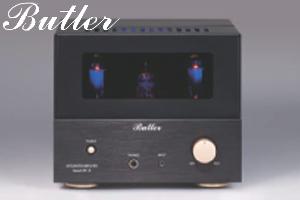 【展示品】ButlerVacuum 6W II真空管プリメインアンプ