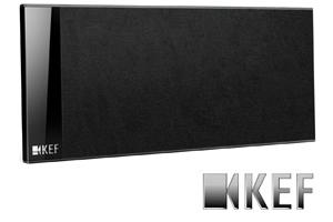 【送料無料】KEFT101cTシリーズ超薄型センタースピーカー(1本)