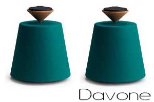 【納期に2~3か月お時間がかかります】【送料無料】DavoneMojoスピーカーシステム(ペア)