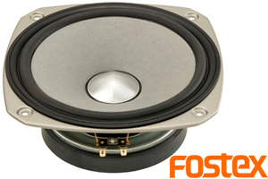 【送料無料】FOSTEXFE108EΣフォステクス10cmフルレンジユニット