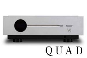 【送料無料】QUADArtera PlayCDプレーヤー搭載プリアンプ