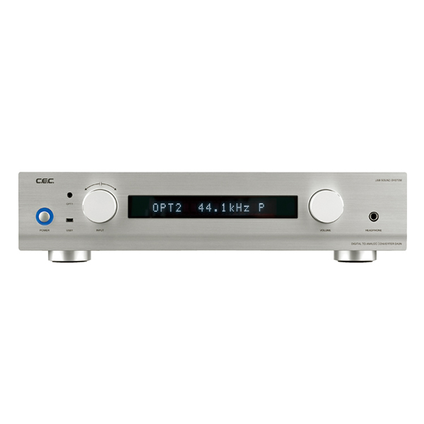 CEC DA3N SUPERLINK support, volume control feature with d/a converters