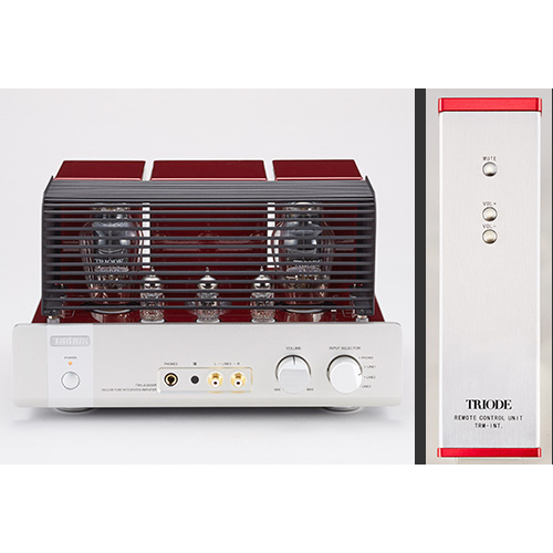 Triode TRV-A300XR (with remote control) vacuum tube integrated amplifier triode TRVA300XR