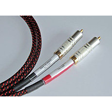 Black Cat Audio Cable The Tube MKII RCA/1.5m RCAピンケーブル(2本1組) THETUBE2 【108】