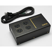 ORB TP-4iGold/ gold-plated model (four mouths) high-quality sound, high cost performance power supply tap Aube TP4iGOLD