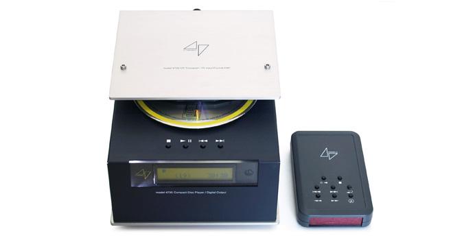 上質 納期情報:受注生産約1ヶ月前後 店舗 47Laboratory Model4735 CD Player