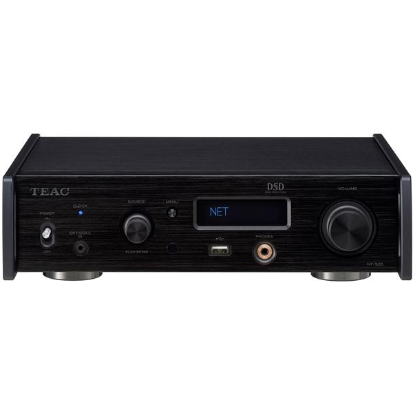 TEAC NT-505X-B ブラック USB 激安特価品 送料無料限定セール中 DAC ネットワークプレーヤー NT505X ティアック