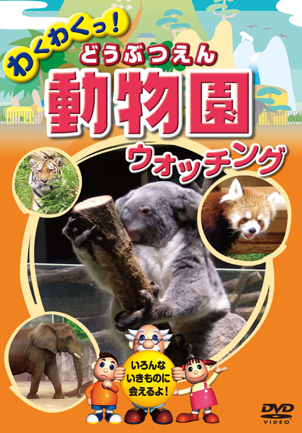 高品質 1628円以上送料無料 新品 動物園 ウォッチング どうぶつえん セール商品