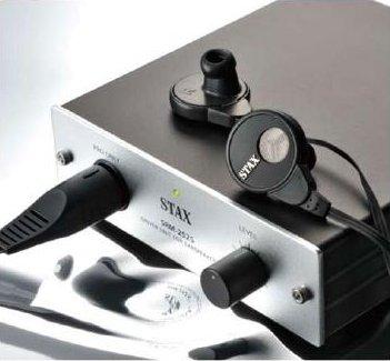 STAX スタックス エレクトリックインイヤースピーカー アンプ SRS-005SMK2