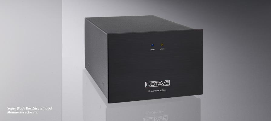 OCTAVE オクターブ 強化電源 Super Black Box ブラック