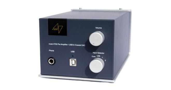 47研究所 コントロールアンプ Model 4733