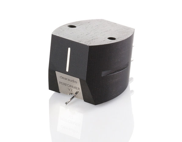 clear audio クリアオーディオ MMカートリッジ Performer V2(パフォーマー V2) 価格お問い合わせ下さい。
