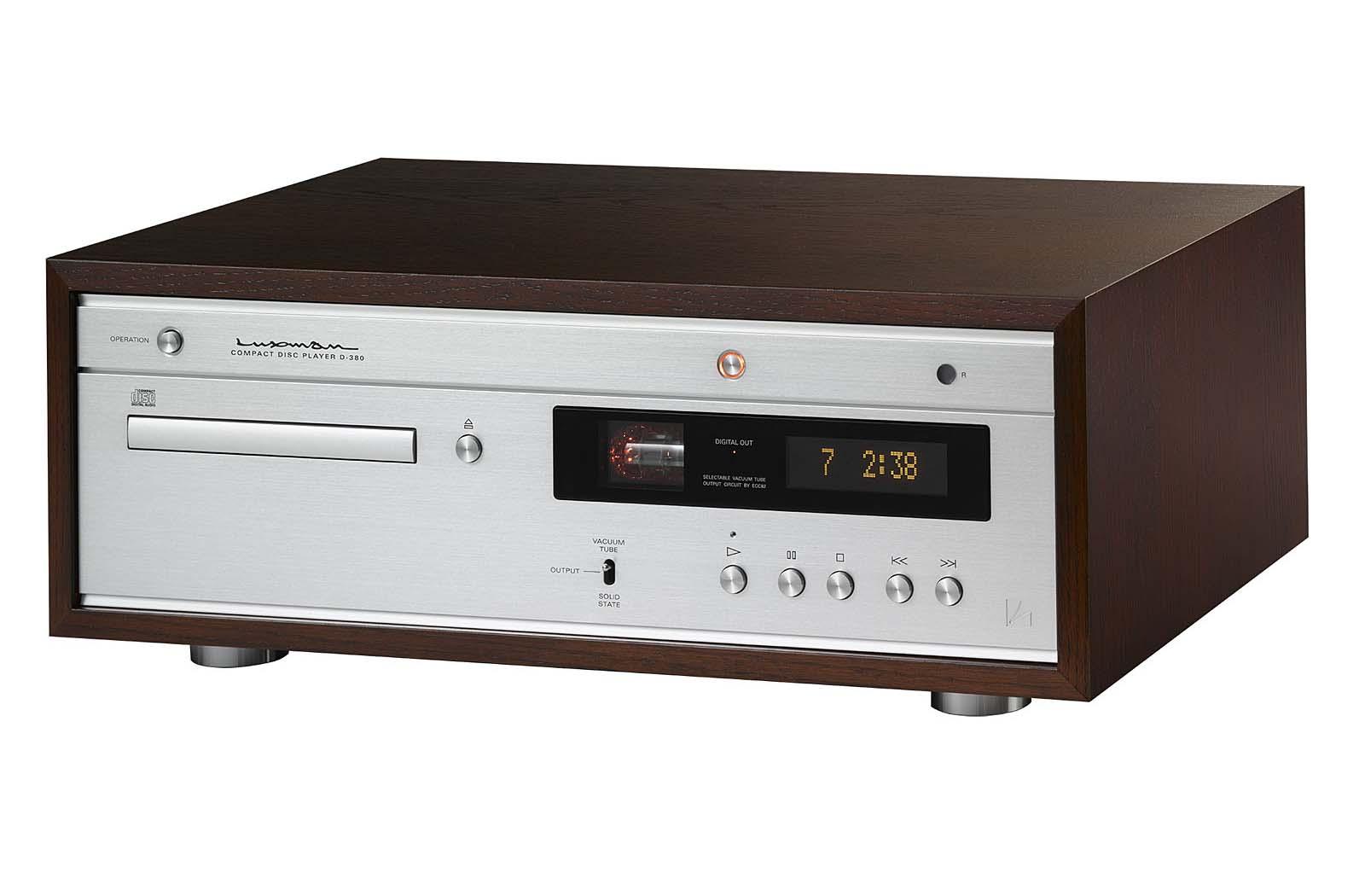 LUXMAN ラックスマン CDプレーヤー D-380
