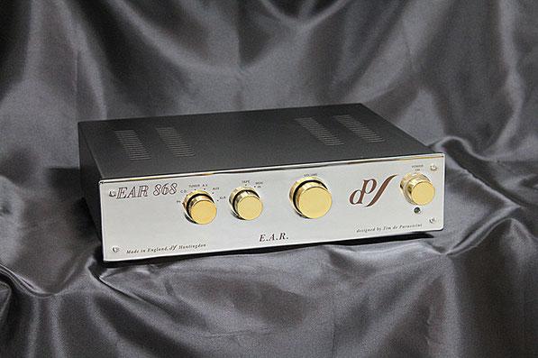 EAR イーエーアール 管球式コントロールアンプ EAR 868L 価格お問い合わせ下さい。