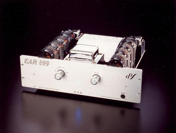 EAR イーエーアール 管球式プリメインアンプ EAR 899 価格お問い合わせ下さい。