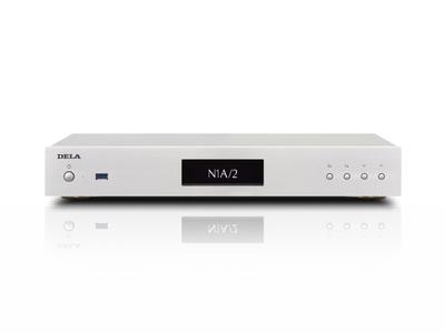 DELA デジタルミュージックライブラリ HA-N1AH20/2 シルバー