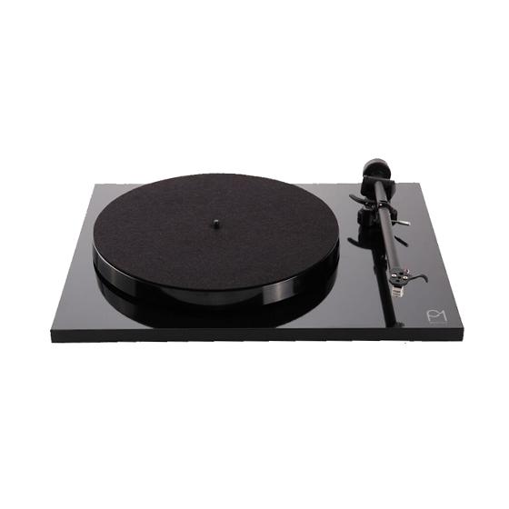 rega レガ アナログプレーヤー Planar 1-Black50Hz (50Hz 専用モデル)